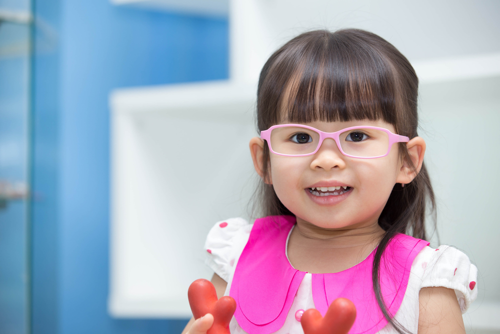 Are your kids at risk of myopia?
