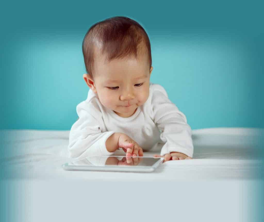 Optometrists welcome zero screen time for toddlers