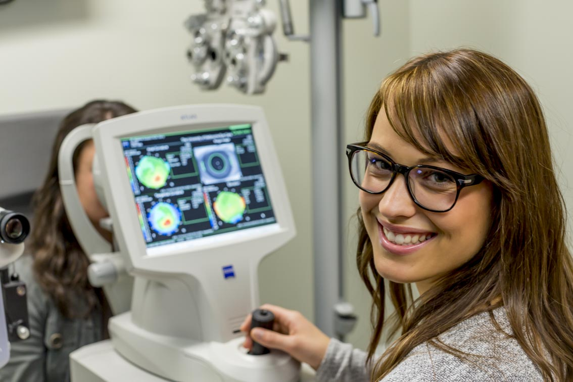 Eye exams can help prevent diabetic amputations