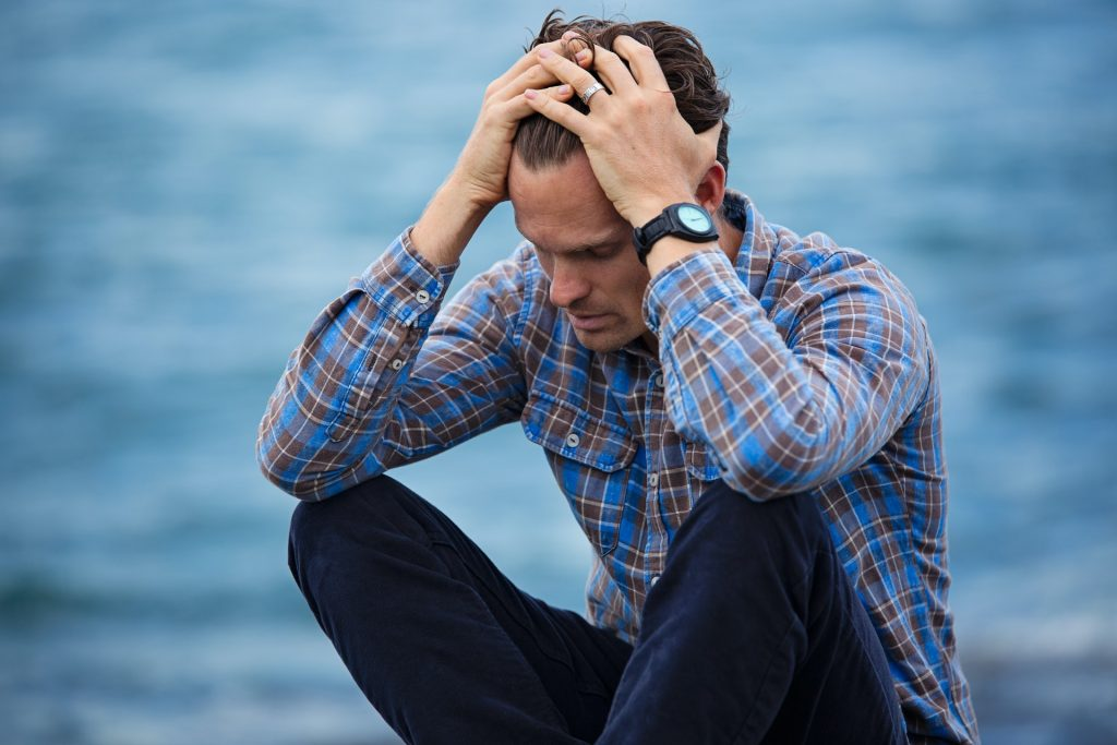 Migraine sufferers can be prone to developing glaucoma.